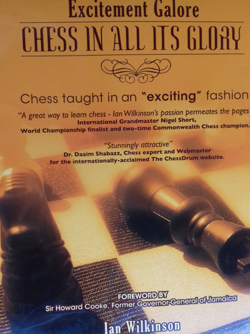 Excitement Galore: Chess in All Its Glory