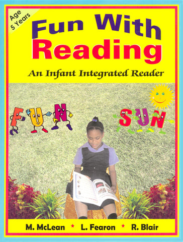Fun With Reading An Infant Integrated Workbook