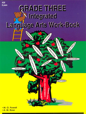 Grade Three Integrated Language Arts Workbook New Edition