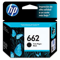 HP 662 - Black - original HP ink cartridge