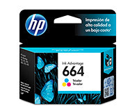HP 664 tricolor Ink cartridge