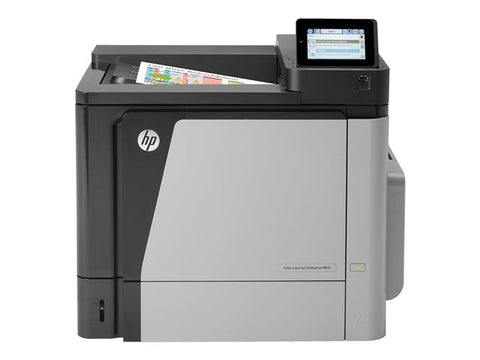 HP Color LaserJet Enterprise M651dn color laser Printer