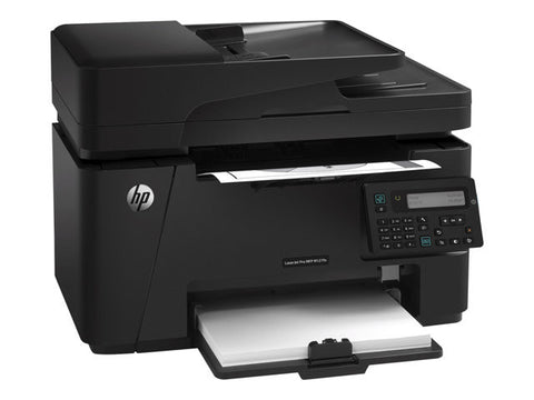 HP LaserJet Pro MFP M127fn - Multifunction laser printer - BW