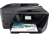 HP Officejet Pro 6970 All-in-One Multifunction color printer