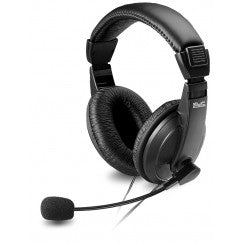 Klip Xtreme KSH-301 gaming stereo headset with volume control