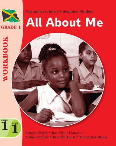 Macmillan Primary Integrated Studies Grade 1 Term 1 Workbook All About Me Macmillan Primary Books
