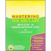 Mastering Vocabulary Book 5