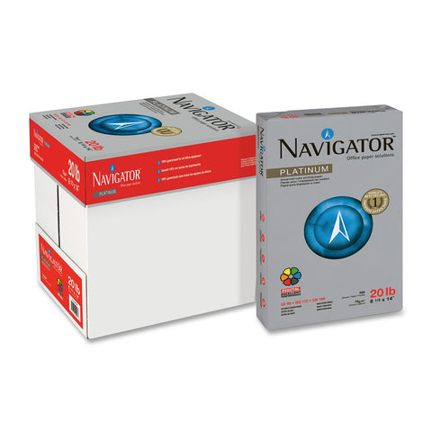 Navigator copy paper legal size 8.5 X 14