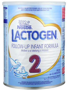 Nestle Lactogen 2 900g follow-up infant formula