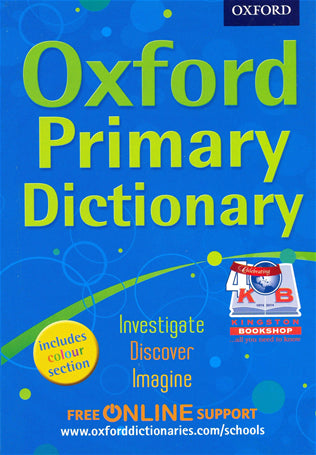 Oxford Primary Dictionary Paper back 2009 KB Edition