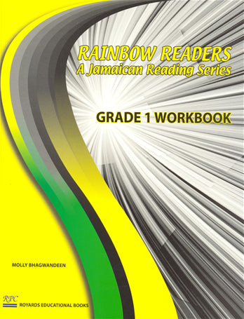 Rainbow Readers A Jamaican Reading Series Grade 1 Workbook
