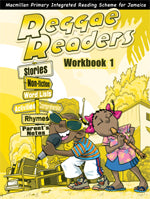 Reggae Readers: Workbook 1 (Grade 1) Macmillan Primary Books (without CD)
