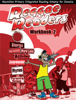 Reggae Readers: Workbook 2 (Grade 2) Macmillan Primary Books (includes CD)
