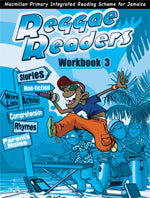 Reggae Readers: Workbook 3 (Grade 3) Macmillan Primary Books (includes CD)