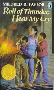 Role of Thunder Hear my Cry- Mildred Taylor