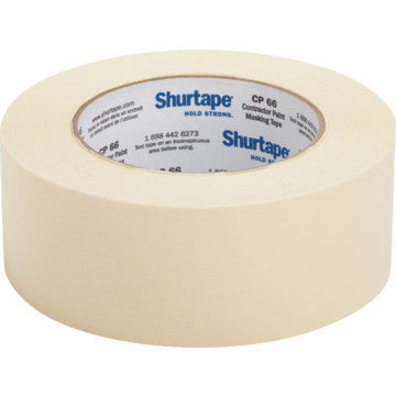 Shurtape 2 inches  x 60 yards Masking Tape