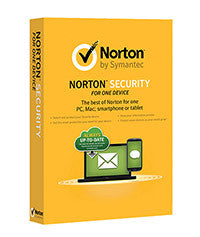 Symantec Norton Security Antivirus - v. 2.0 - Retail