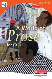 A World of Prose for CXC Hazel Simmons- McDonald