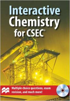 Intera Chemistry for CSEC CD-R