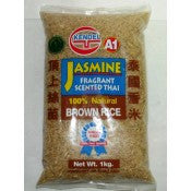 KENDEL A1 JASMINE BROWN RICE 1KG