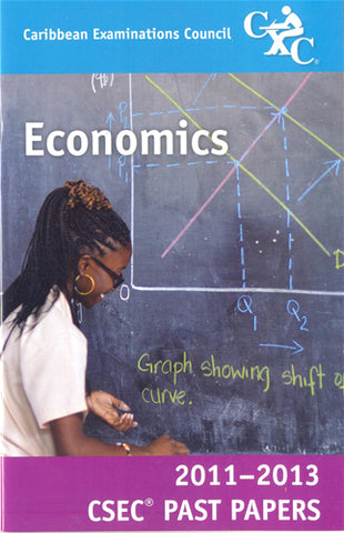CSEC Past Papers Economics 2011-2013