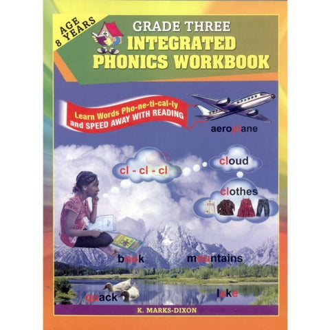 Grade 3 Integrated Phonics Workbook (L. Fearon and M. McLean)