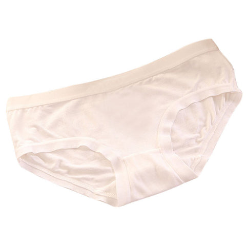 Bamboo Fiber Underwear Briefs Women Comfortable  Sexy Seamless Panties WH