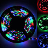 16 Feet 300 LED Waterproof Light Strip With IR Remote Control