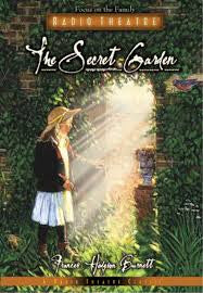 The Secret Garden- F. Hodgson Burnett