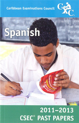CSEC Past Papers Spanish 2011-2013