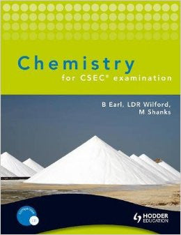 Chemistry for CSEC Examination