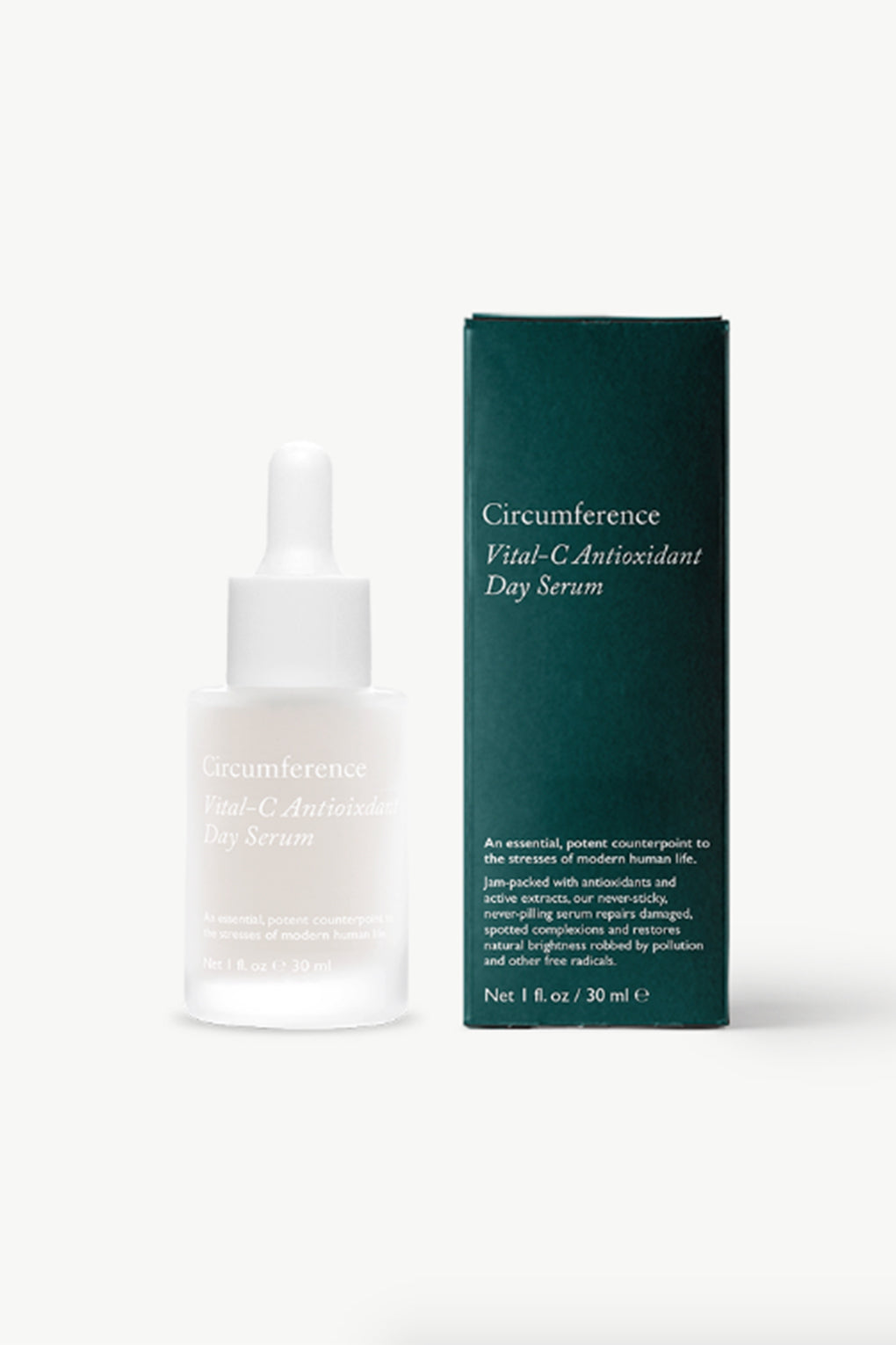 Circumference NYC Vitamin C Antioxidant Day Serum-Facial Serum-Natural Skincare
