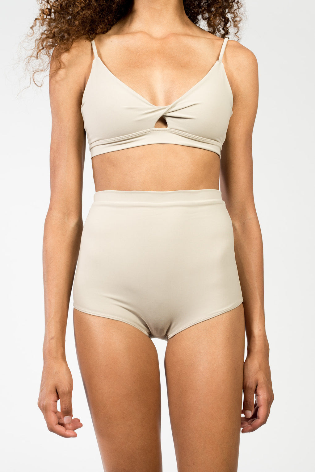 Hackwith Design House Swim-High Waist Swim Bottoms-Hackwith Swim-Idun-Saint Paul