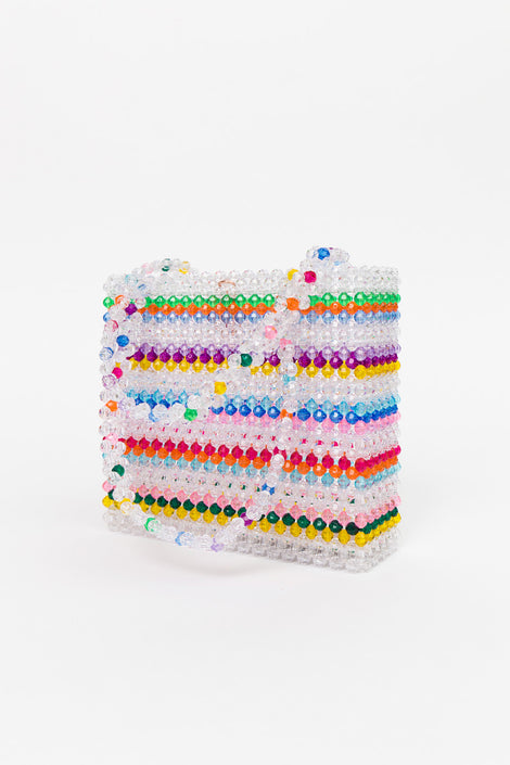 Susan Alexandra Merry Bag-Beaded Bag-Small Colorful Bag
