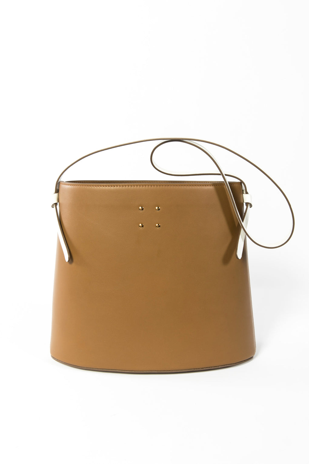 Sybil Leather Bag-Olive