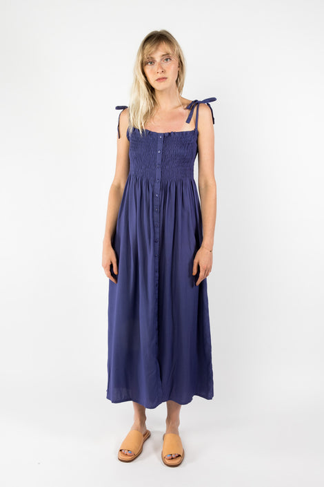 idun-saint paul-emerson fry santiago dress-blue dress-sundress-summer dress