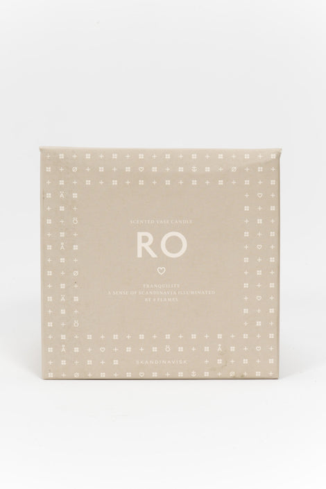 4-Wick RO Scented Candle