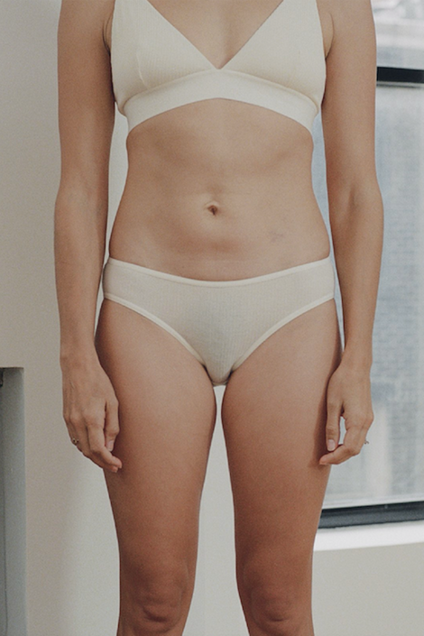 Baserange-Bell underpants-off white underwear-low cut underwear-baserange underwear-Idun-St. Paul