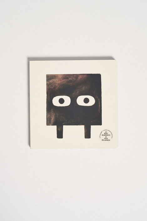 Square by Mac Barnett and Jon Klassen
