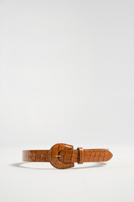 Maryam Nassir Zadeh-Maryam Nassir Zadeh belt-leather belt-crocodile belt-Idun-St. Paul