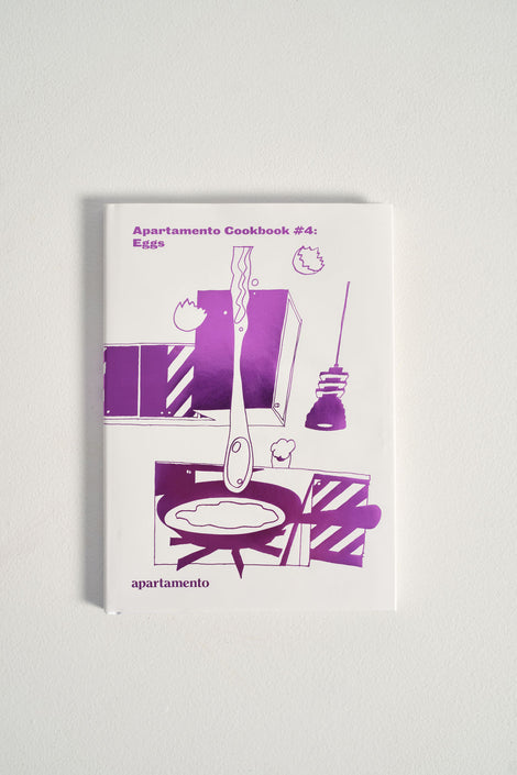 Apartamento Cookbook #4 Eggs-egg cookbook-breakfast cookbook-cookbook gift-Apartmento-Idun-St. Paul