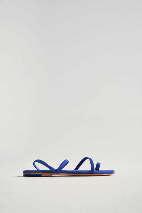 Tkees Mia Sandals - Royal Blue Tkees Sandal - Idun - St. Paul