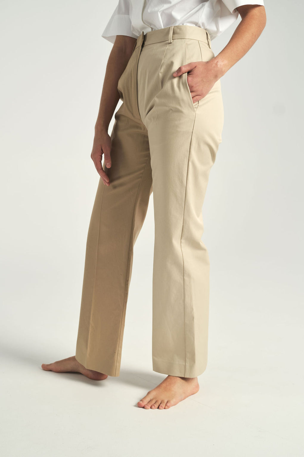 MM6 - Maison Margiela - Two Tone Trouser - Bi-Tonal Trouser - Idun - St. Paul