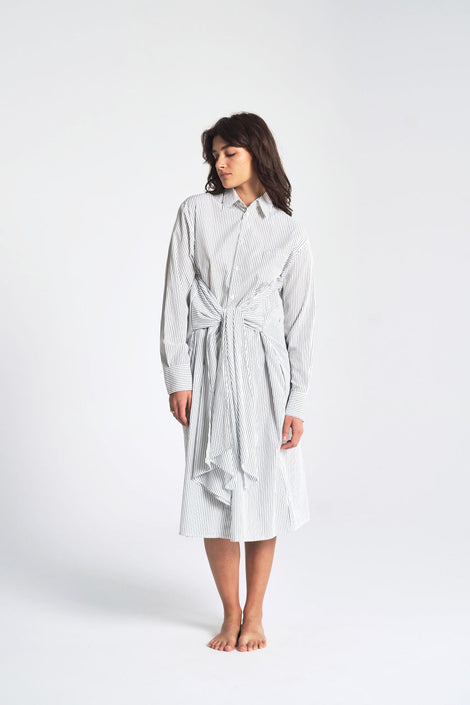 Multi-Wear Shirt-Dress