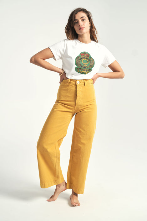 Jesse Kamm-Kamm pants-Sailor pants-Caribbean Gold Sailor Pants-Idun-St. Paul