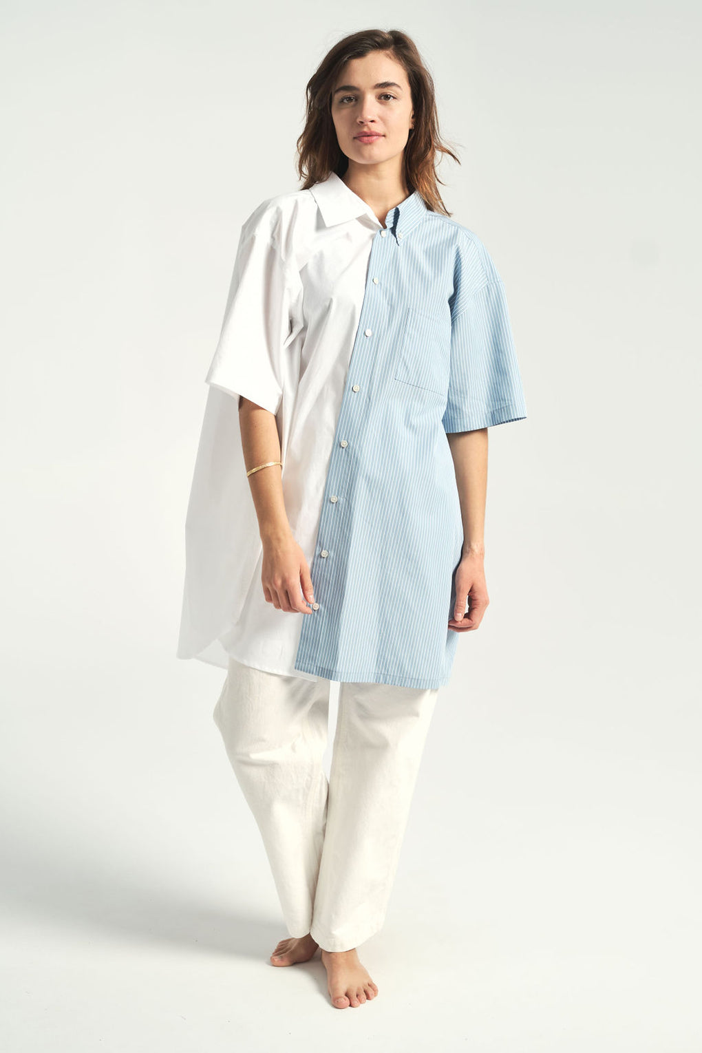mm6-maison margiela-button down-Idun-St. Paul