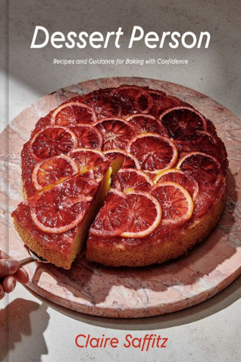 Dessert Person-Claire Saffitz-Bon Appetit-dessert cookbook-best dessert recipes-Idun-St. Paul