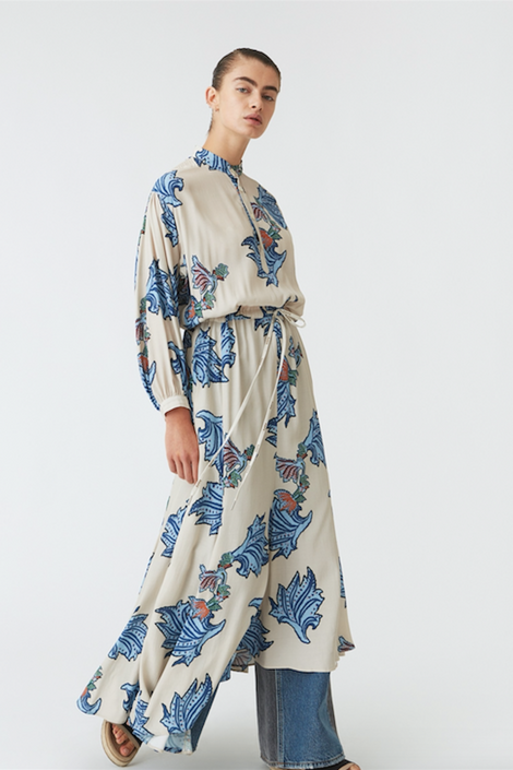 Hope chance dress-Hope dress-silk dress-summer dress-Idun-St. Paul