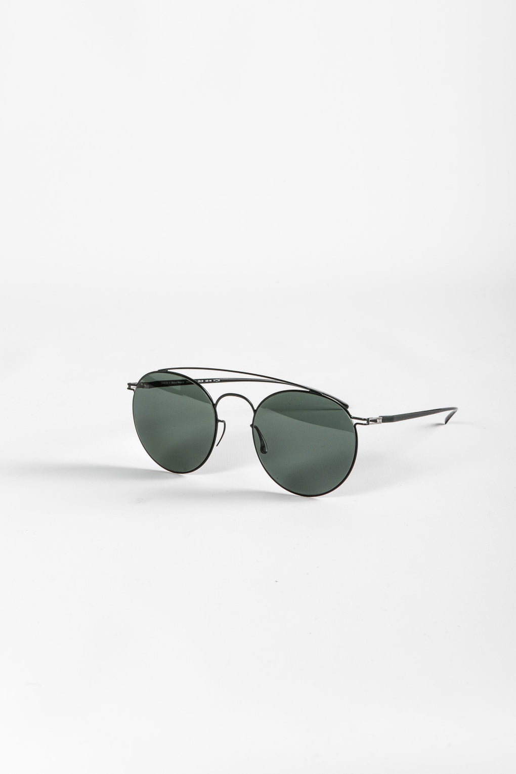 mykita darkgreen sunglasses-idun-saint paul-aviators