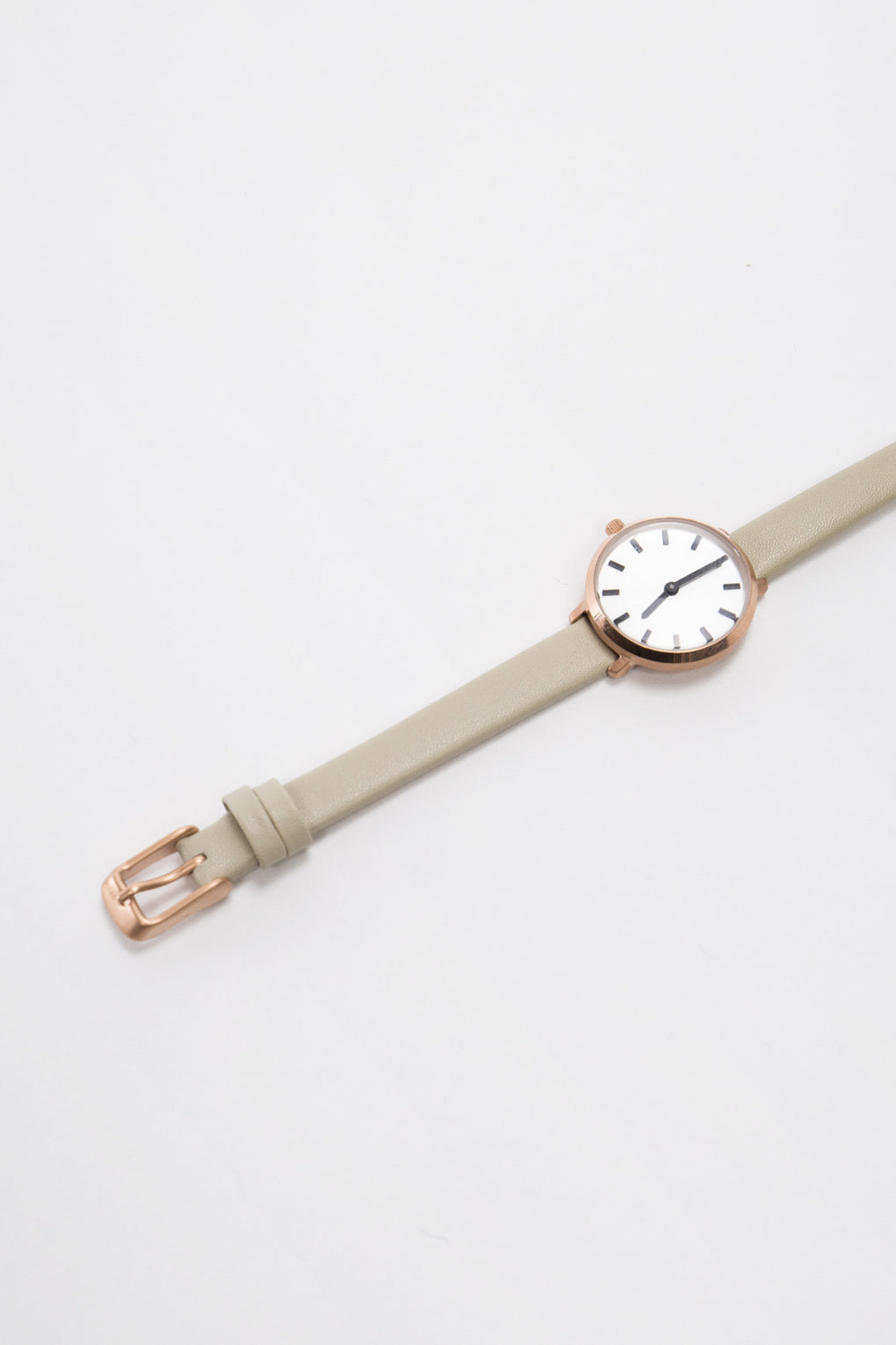 Beverly Watch Rose Gold/Taupe
